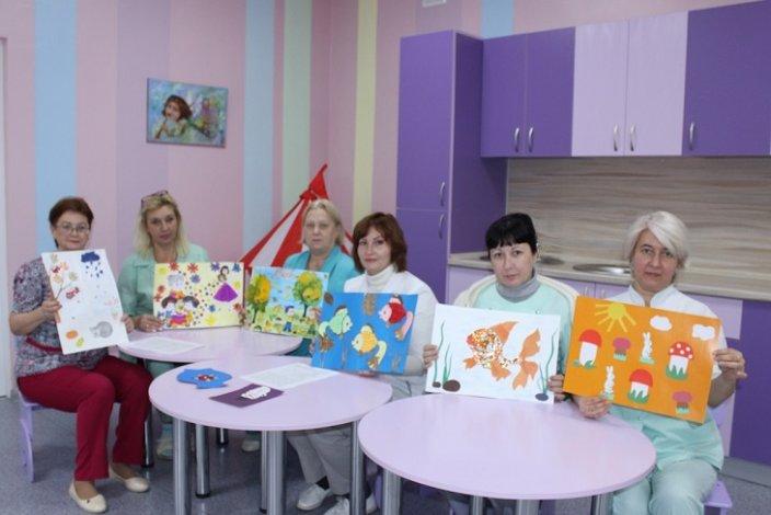 Астраханские воспитатели отмечают профессиональный праздник