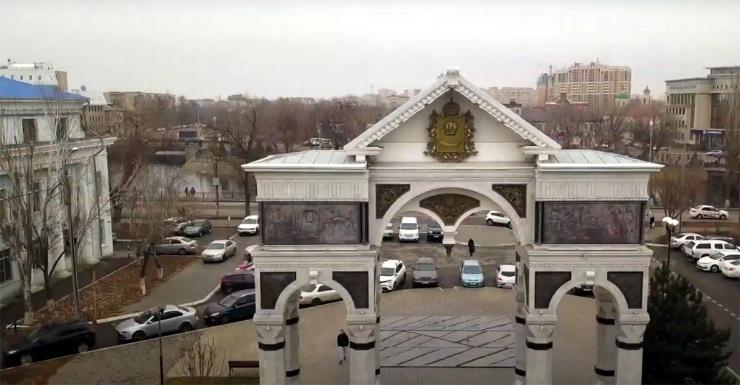 Оценена эффективность управления Астраханской областью