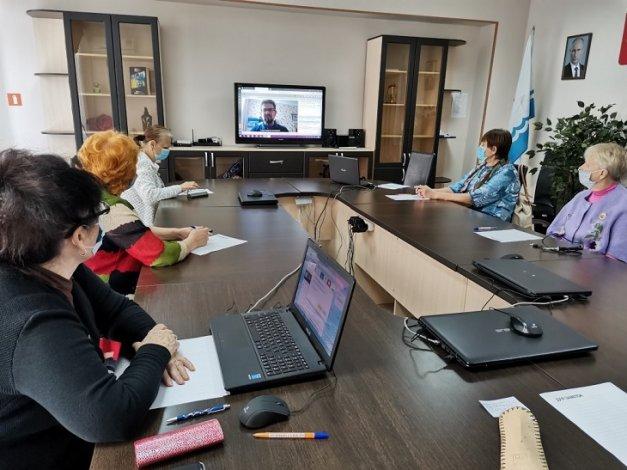 Астраханские пенсионеры повышают финансовую грамотность онлайн