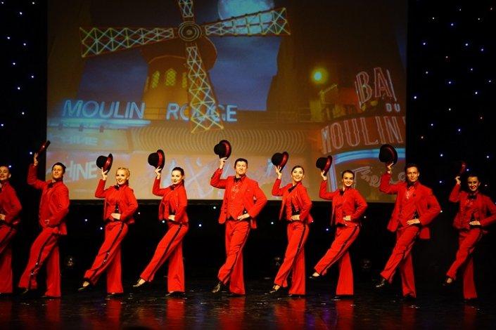 Астраханский театр танца выступит в Ялте