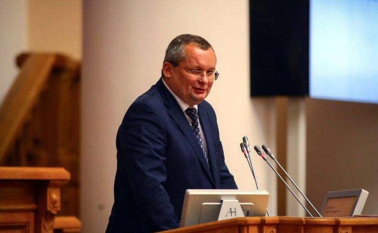 Игорь Мартынов покинул пост секретаря астраханской «Единой России»
