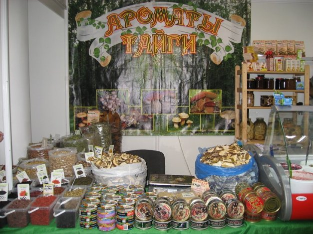 Завтра в Астрахани откроется ярмарка «Ароматы тайги»