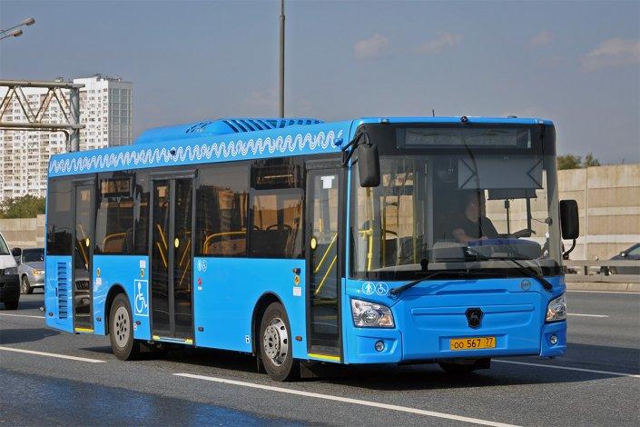 Астраханцы жалуются на водителей «синих» автобусов