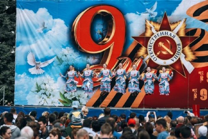 В День Победы астраханцев ждут на площади Ленина