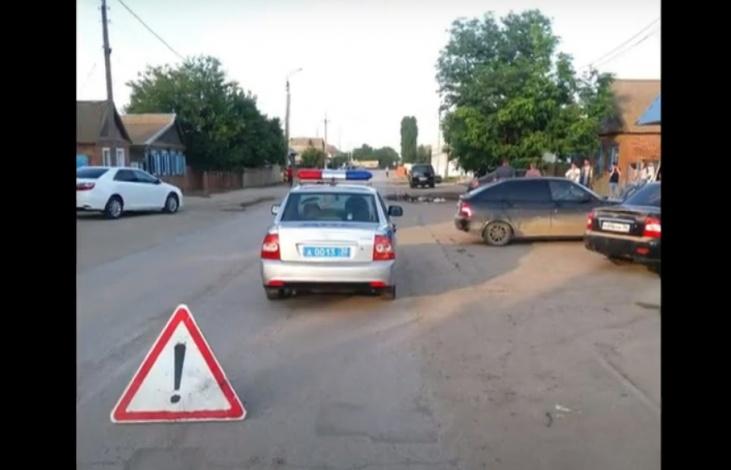 12-летний подросток на мопеде пострадал в ДТП под Астраханью