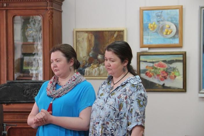 Астраханцам представили выставку #СеверЮг