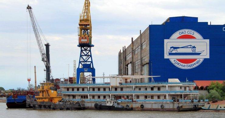 Астраханский завод получил первый крупный заказ