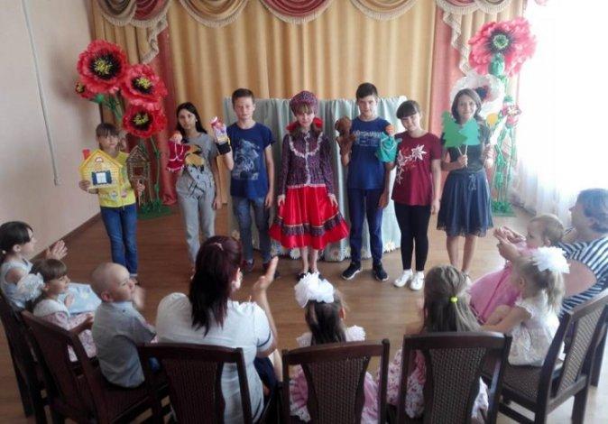 В Астраханской области работает необычный театр кукол