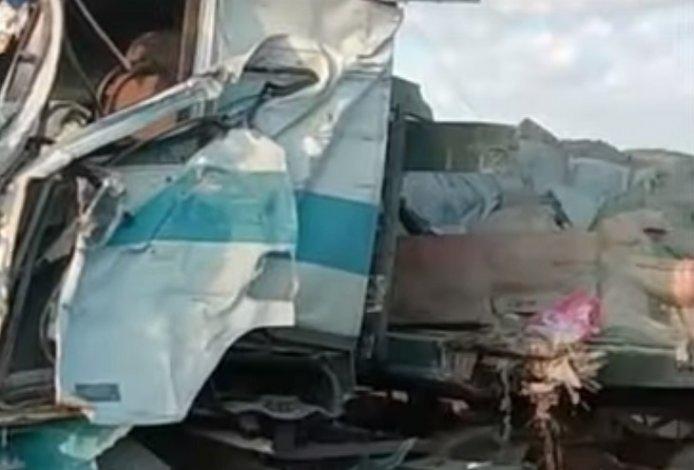 Пятеро погибли в ДТП на трассе «Астрахань - Элиста - Ставрополь»