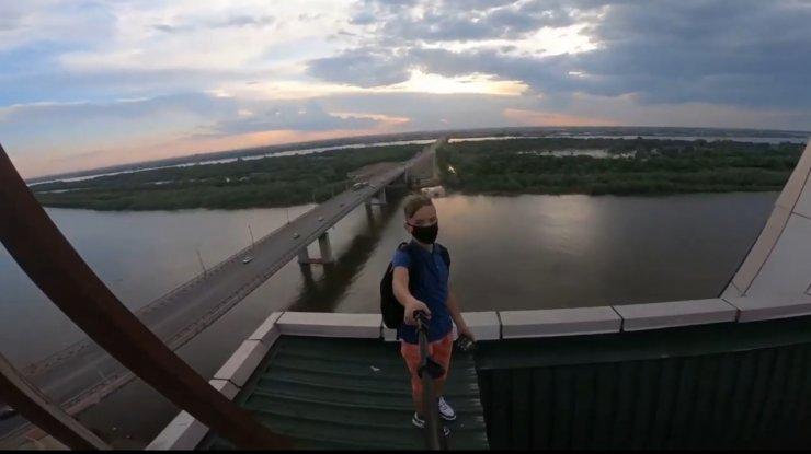 Астраханские руферы поделились лучшими видео 2019 года