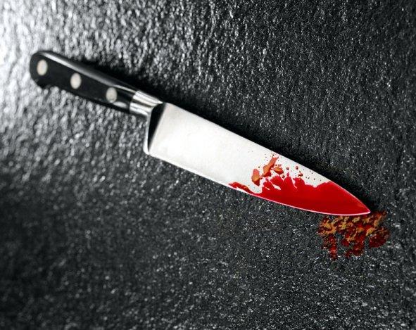 На улице Савушкина произошло убийство