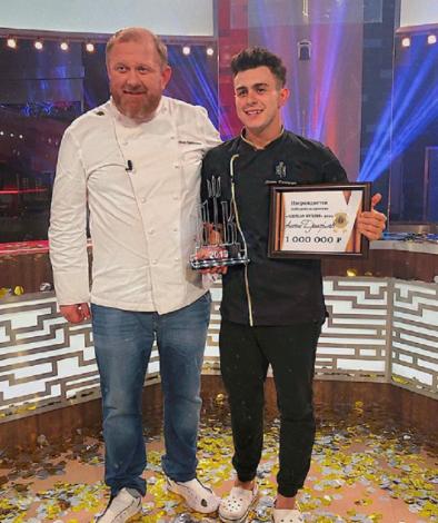 Астраханец выиграл на «Пятнице» миллион