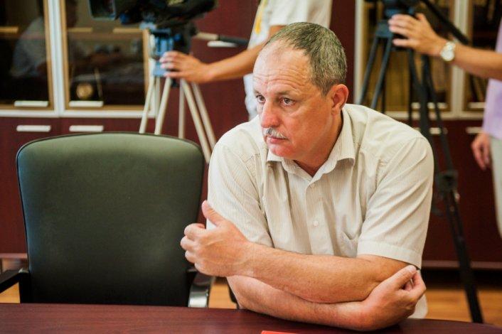 Закат Орды. Геннадий Диденко уволился с поста замглавы администрации Астрахани