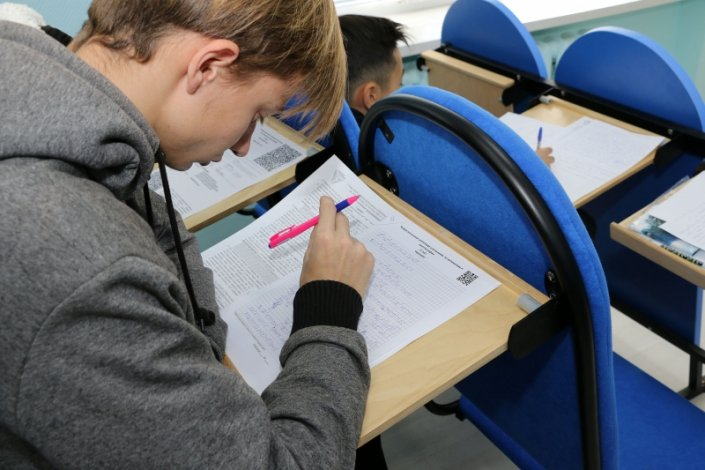 Юные шифровальщики из Астрахани приняли участие в двух олимпиадах по криптографии