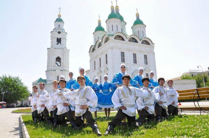 Астраханские артисты выступят в Московском международном Доме музыки