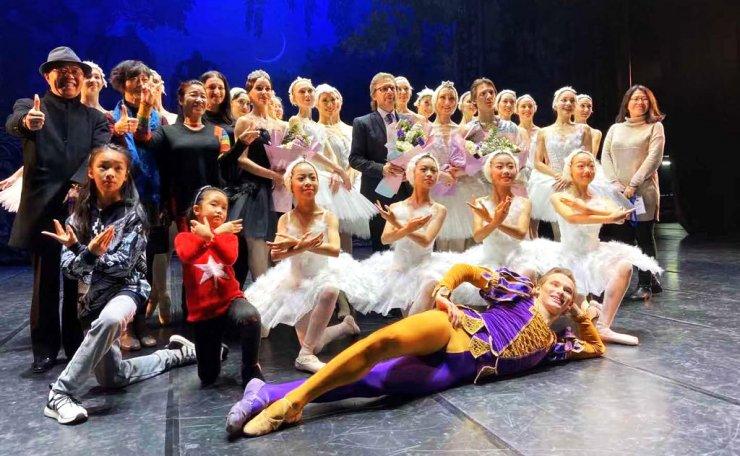Астраханский балет провел успешные гастроли в Китае