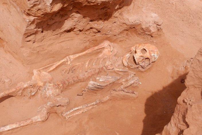 Астраханские археологи обнародуют данные прошлогодних раскопок