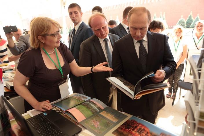 Юрий Никитин: «Похоже, мы теряем книгоиздание?»