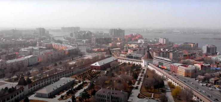 Названо место Астрахани в экологическом рейтинге «Зеленого патруля»