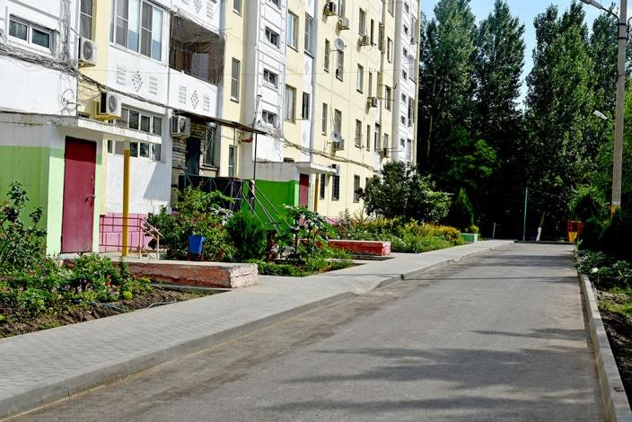 Власти Астрахани назвали 16 дворов, которые будут отремонтированы до конца этого года