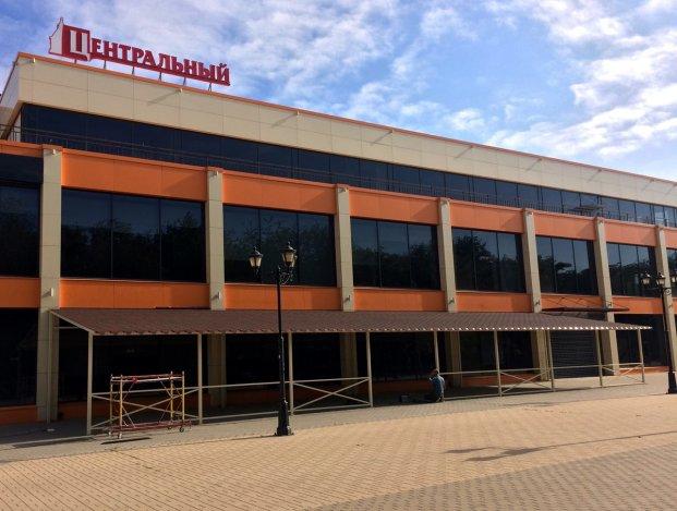В центре Астрахани перекрывают пешеходные улицы