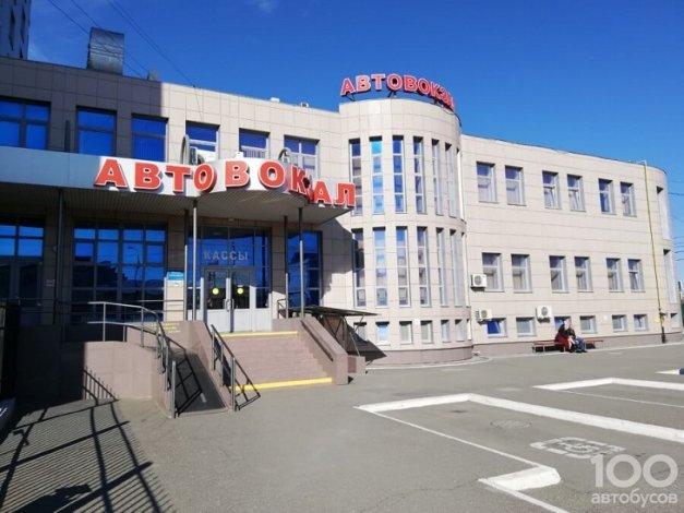 На автовокзале Астрахани закрыто междугороднее сообщение
