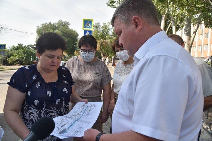 Астраханские школы готовятся к учебному году