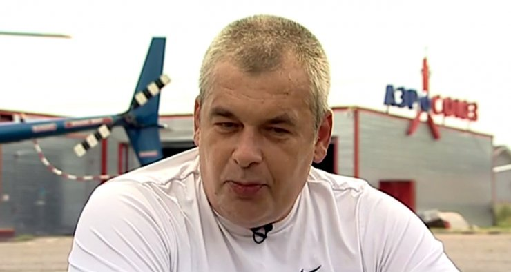 Названа странная причина крушения вертолёта под Астраханью