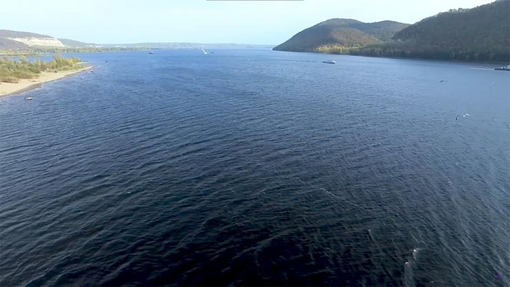 От Твери до Астрахани: исследователи изучили состояние воды в реке Волга