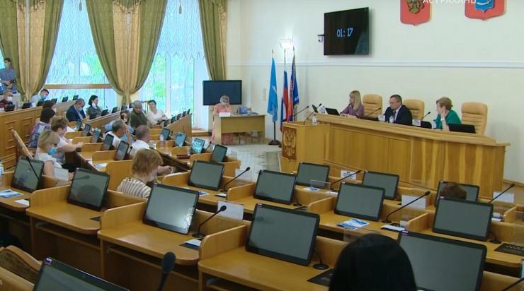Астраханские депутаты отказали в проведении двух референдумов