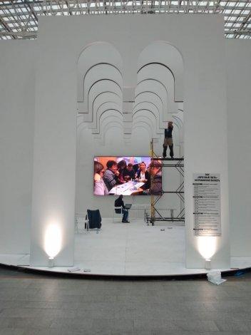 Астраханская экспозиция стала лауреатом международной выставки в Москве