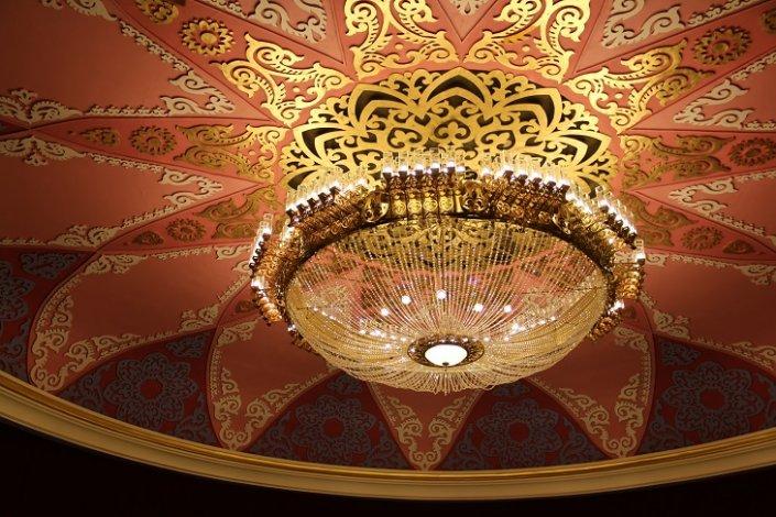 В Астраханском театре оперы и балета вспышка коронавируса