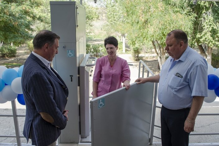 Детская больница в Астрахани получила от ВТБ деньги на новое оборудование