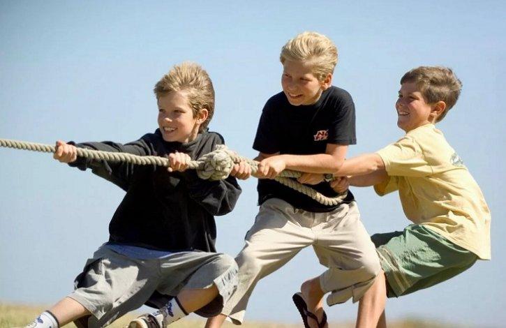 В Астрахани состоялась IV-ая спартакиада среди младших школьников