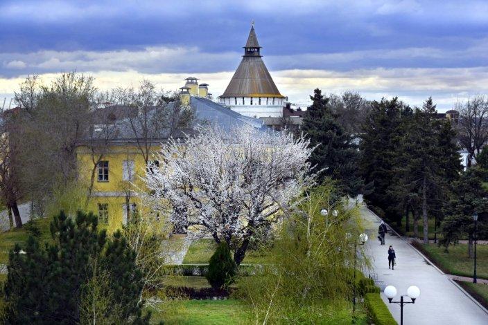 В Астрахани ожидаются новые погодные аномалии