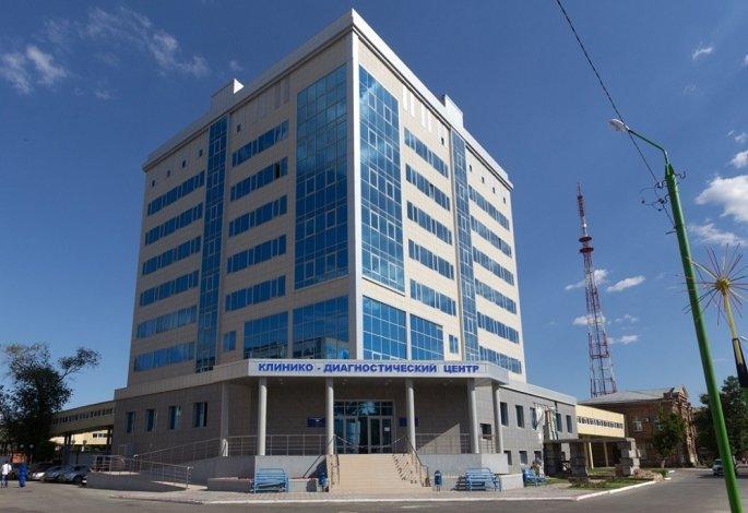 В астраханской больнице построят новый корпус за 664 млн рублей