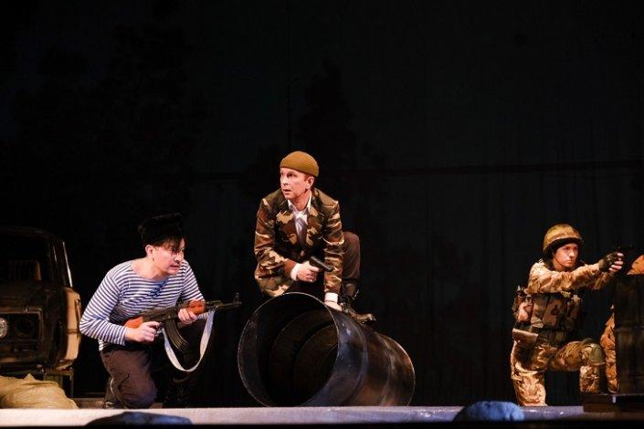 Астраханский драмтеатр приглашает на премьеру