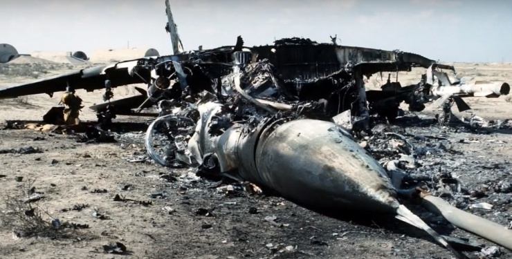 Под Астраханью произошла авиакатастрофа