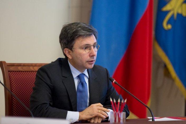 Александр Шарыкин назвал главного претендента на должность министра здравоохранения Астраханской области