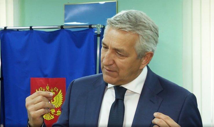 Депутат Леонид Огуль выбрал своего депутата
