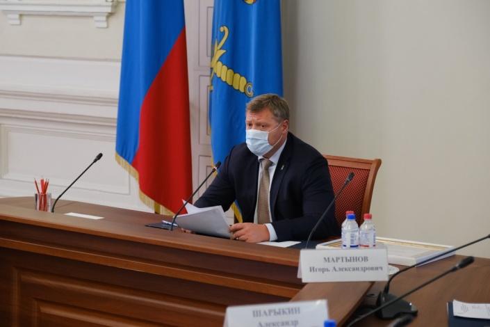 Губернатор Игорь Бабушкин поручил усилить контроль за исполнением национальных и региональных проектов