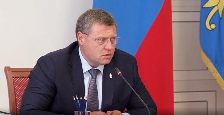 Губернатор наводит порядок на выборах в Астрахани