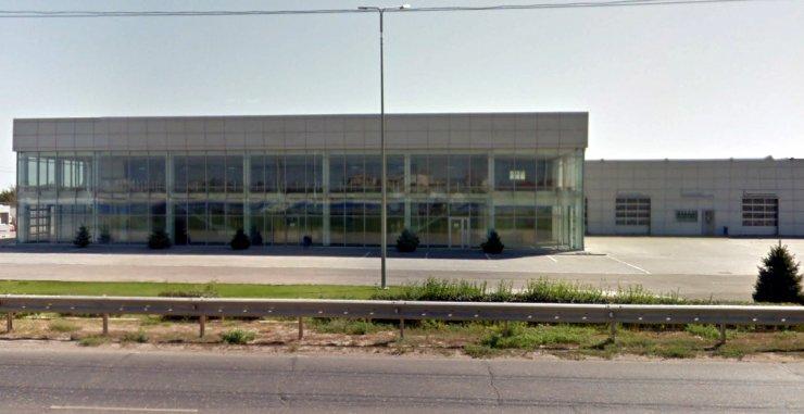 Астраханский автосалон продают за 119 млн рублей