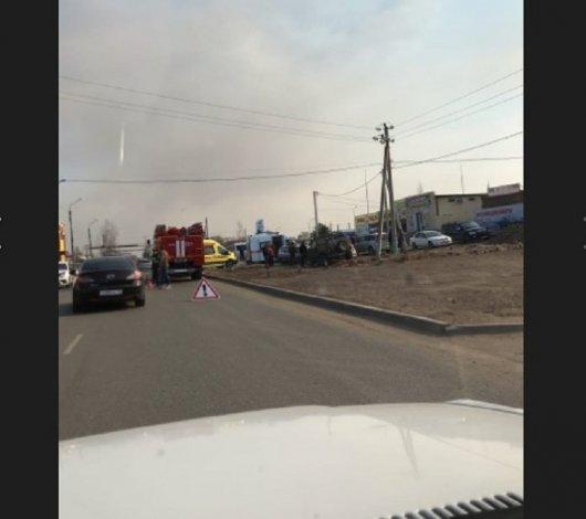 Астраханский водитель скончался за рулём