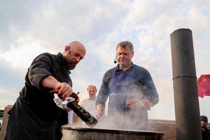 Астраханцы останутся в июле без Дня рыбака