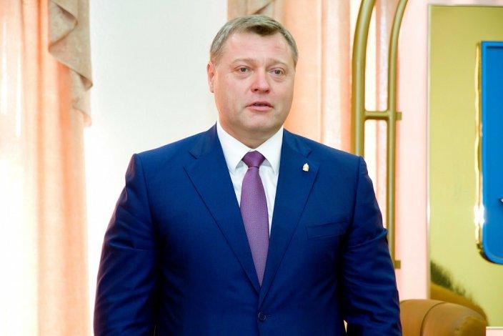 Игорь БАБУШКИН: Поздравление с Новым годом