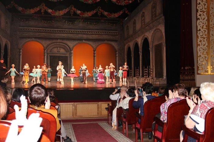 Любимый балет астраханцев «Дон Кихот» вновь на сцене