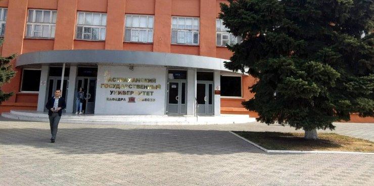 Иностранным студентам в Астрахани запретили выезд за рубеж