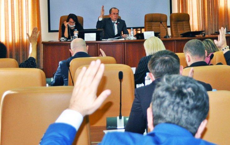 В гордуме Астрахани утверждены председатели комитетов