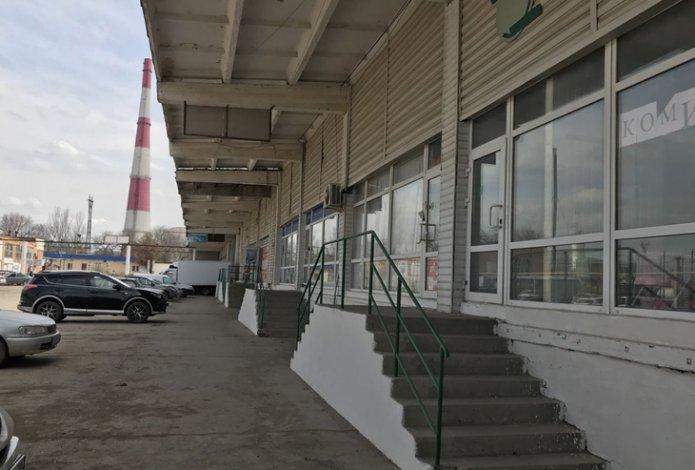 Астраханский рынок «Болдинский» выставлен на продажу